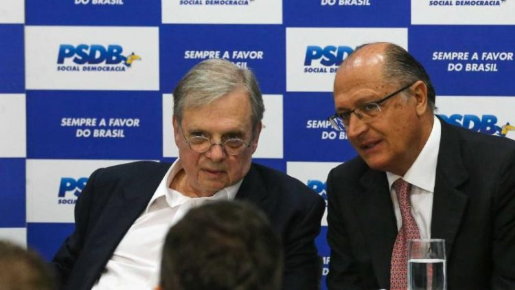 Desconforto empurra Tasso e Alckmin na busca de um novo rumo partidário