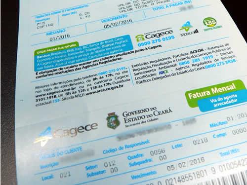 Revisão tarifária da Cagece passa a valer em 30 dias