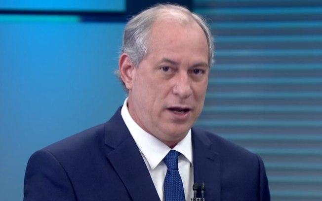 Ciro diz que autonomia do Banco Central é caso para 'ir pra rua e quebrar tudo'