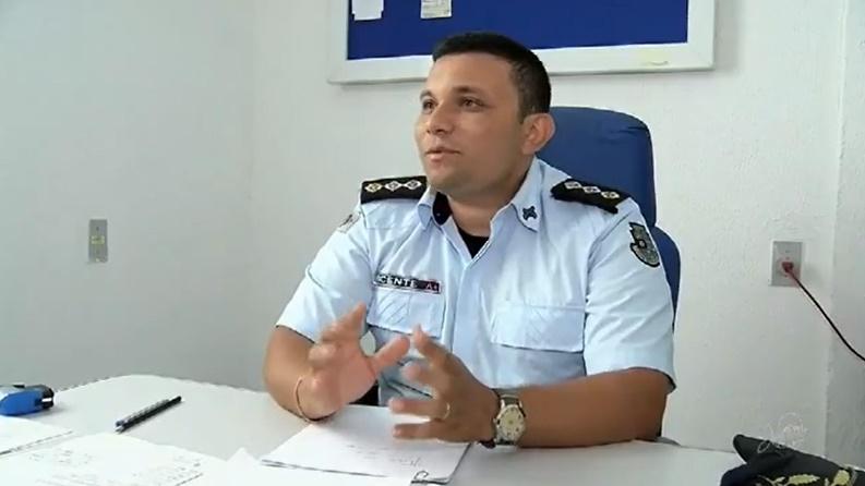 Ex-comandante da PM de Santa Quitéria assumirá o 7º Batalhão de Crateús