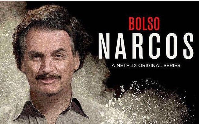 Prisão de militar flagrado com cocaína na comitiva de Bolsonaro inspira memes