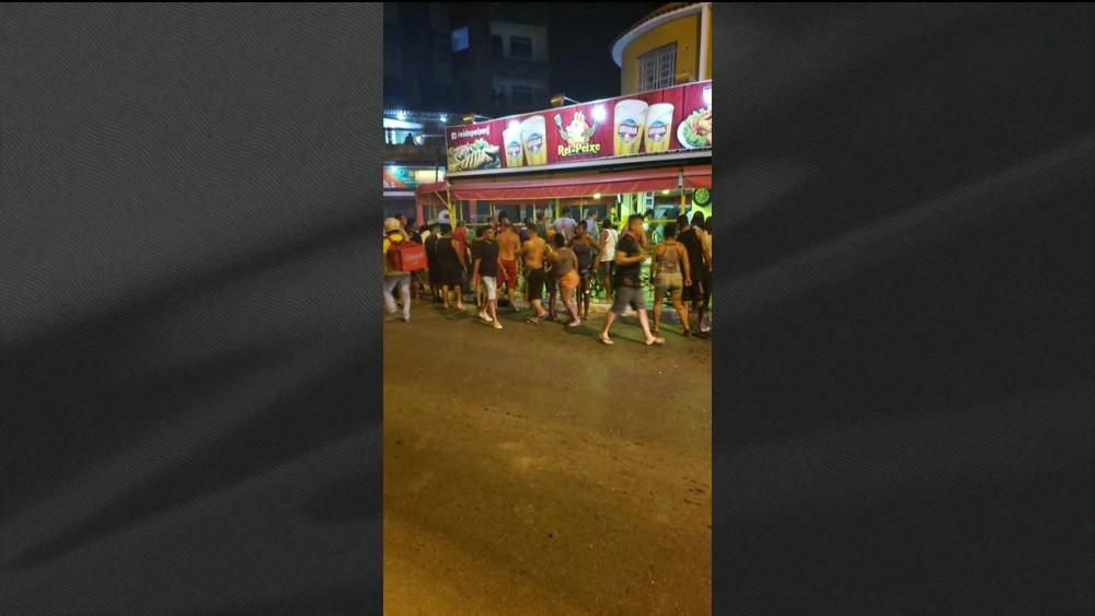 Tiroteio deixa 4 mortos e 9 feridos em Belford Roxo, RJ