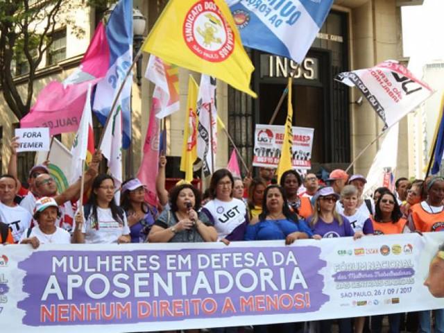 """""""Merecem sim essa conquista"""", afirma Luzenor de Oliveira sobre mudanças favoráveis às mulheres na reforma da Previdência"""