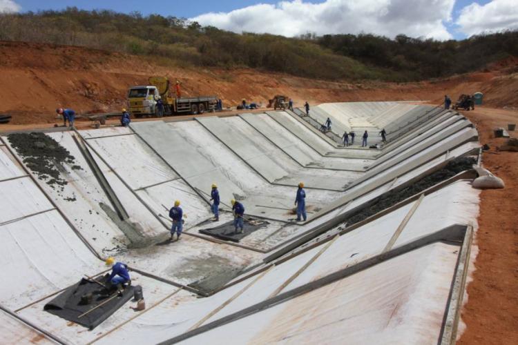 Conclusão da transposição das águas do Eixo Norte do rio São Francisco fica para 2020