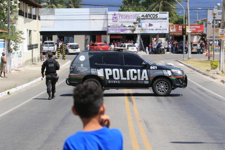 Levantamento da Polícia Militar aponta redução de homicídios em Maracanaú