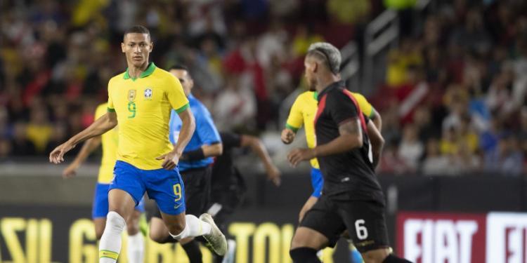 Seleção Brasileira perdeu para Peru em amistoso nos EUA