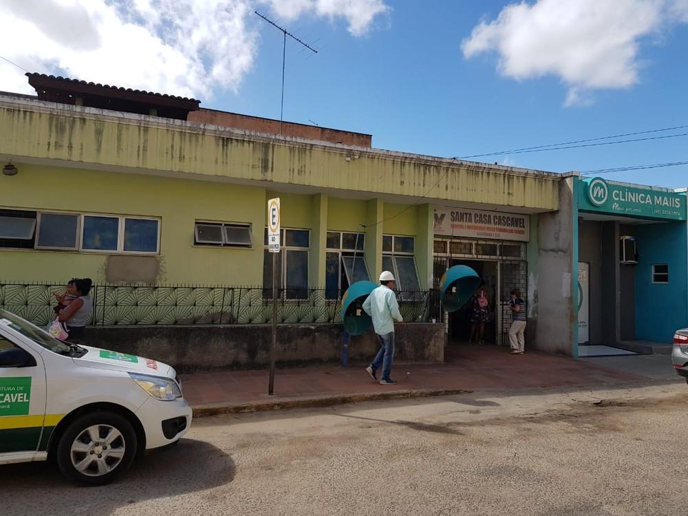 Suspeito de executar jovem em hospital e tentar matar ex-namorada no Ceará é preso em emboscada da polícia