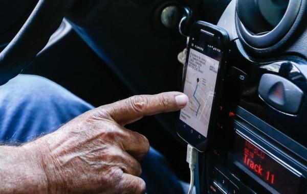 861 veículos de transporte por aplicativo foram multados pela Etufor entre junho de 2018 e janeiro deste ano