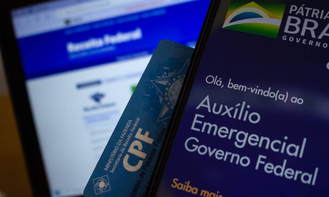 Auxílio Emergencial : governo começa a pagar a segunda parcela do benefício