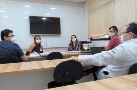 Hospital do Coração de Sobral promove reunião para acompanhamento dos setores