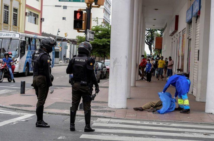 Casos de coronavírus e número de mortes no Brasil em 13 de maio