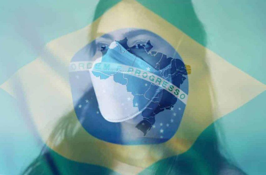 Brasil ultrapassa 1 milhão de casos de Covid, com 49 mil mortos