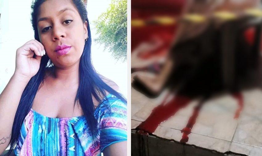 Mulher é morta a tiros na calçada de casa em Varjota