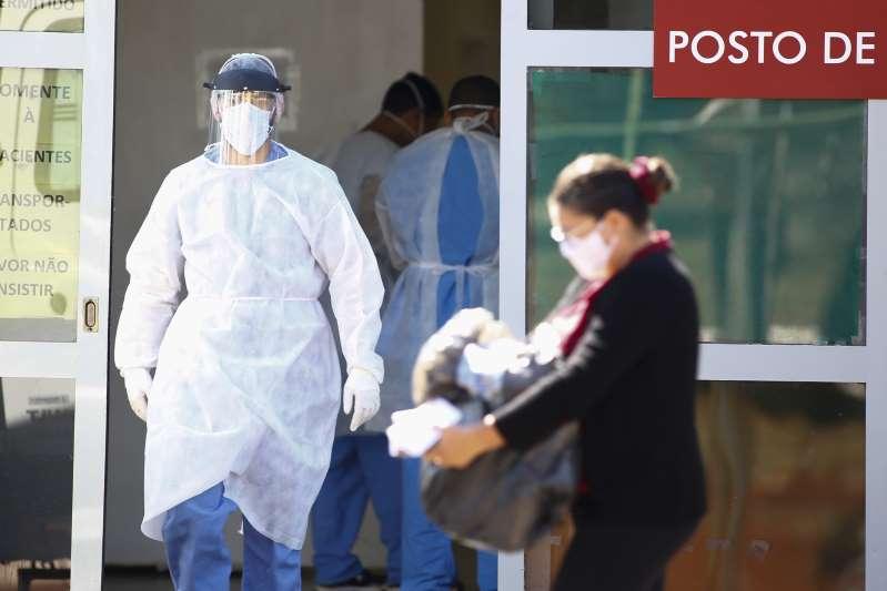 Brasil registra 620 mortes por covid-19 e mais 20.229 casos em 24 horas