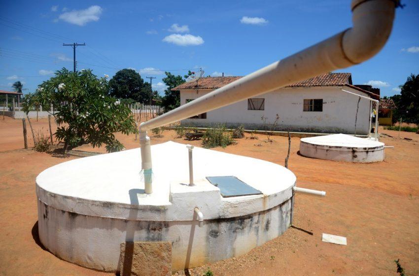 Governo do Estado vai construir 29 cisternas escolares em Santa Quitéria