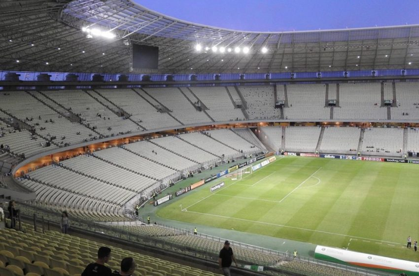 Com liberação de partidas de futebol, Campeonato Cearense inicia jogos nesta segunda-feira