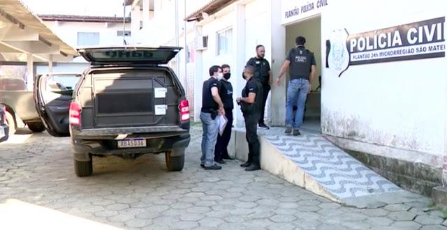 Tio suspeito de estuprar e engravidar menina de 10 anos no ES é preso em MG