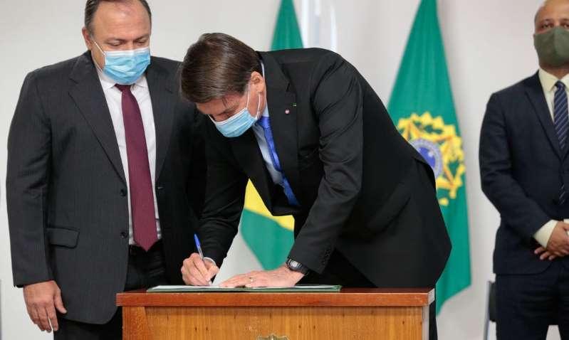 Bolsonaro envia ao Congresso PEC da reforma administrativa