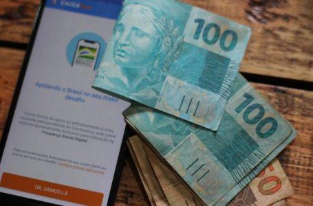 Nova parcela do auxílio emergencial de R$ 300 será paga nesta quinta