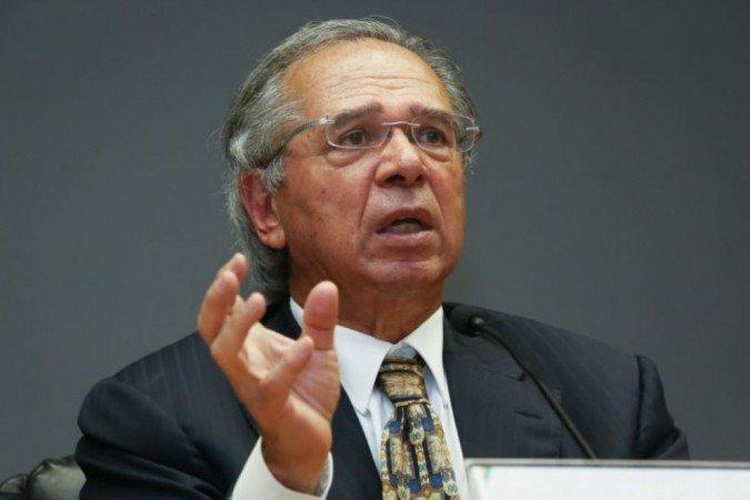 Paulo Guedes: Voltamos a falar sobre novo imposto depois das eleições