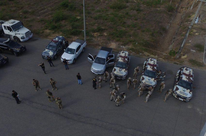 PF cumpre mandado de busca e apreensão no Ceará em investigação ao assalto em Criciúma