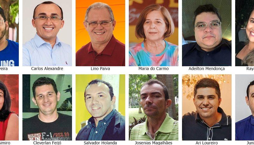 Os nomes que irão compor o secretariado de Braguinha a partir de 1º de janeiro