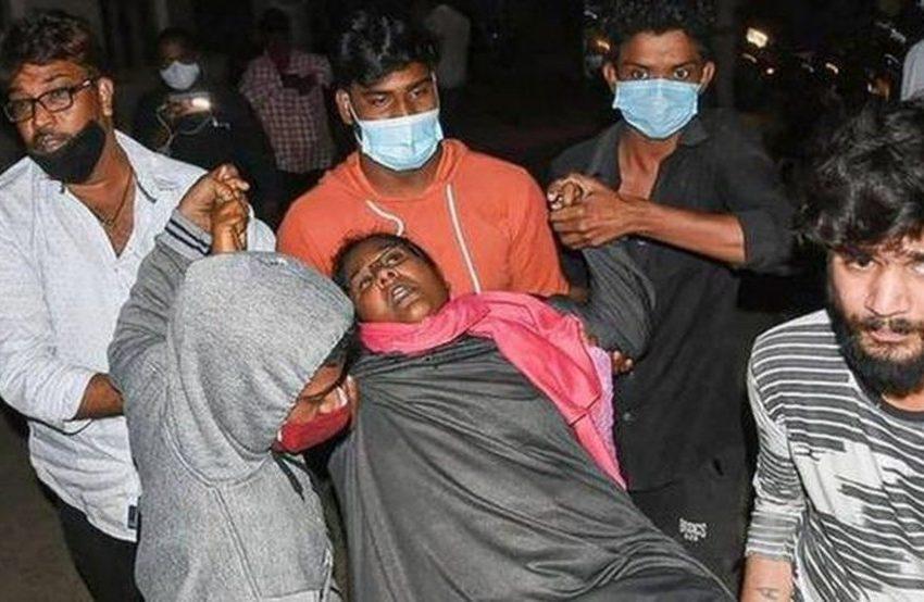 A doença misteriosa que deixou centenas hospitalizados no sul da Índia