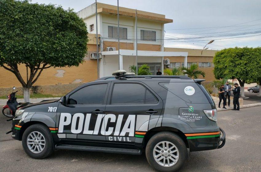 Prefeito de Altaneira, no Ceará, confirma a prisão de 2 secretários em ação contra fraudes em licitação