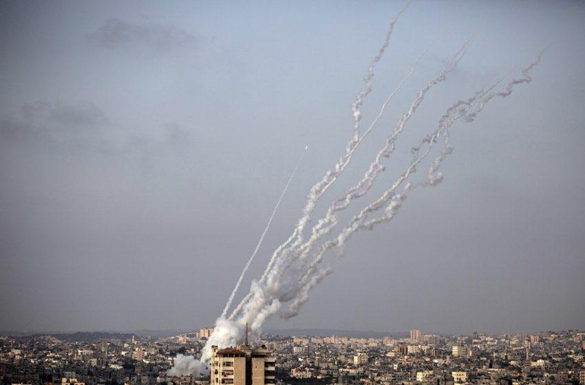 Hamas lança foguetes contra Israel após confrontos em Jerusalém