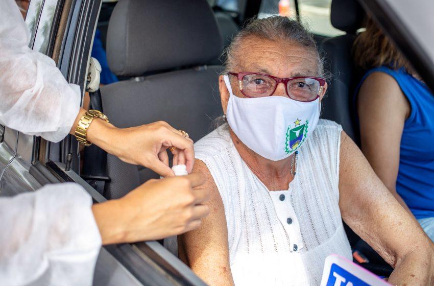 Estudo projeta que Santa Quitéria pode concluir vacinação contra a covid-19 em 2023