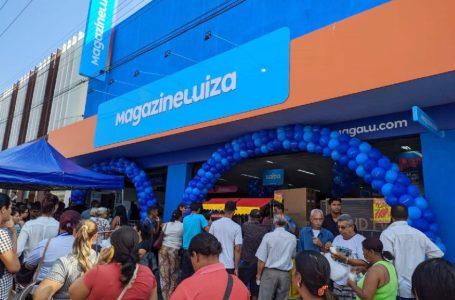 Magazine Luiza abre vagas de emprego para nova loja que será instalada em Santa Quitéria